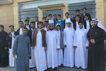 تنظيم زيارة للطلاب لزيارة إدارة مكافحة المخدرات ضمن مشروع – نبراس
