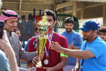 نهنئ الفريق الفائز بكأس دوري المجمع لكرة القدم للعام الدراسي 1437-1438 هجري