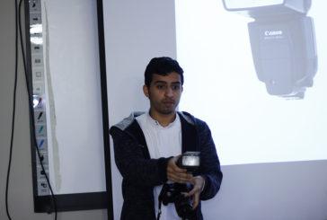 برنامج تدريبي بعنوان أساسيات التصوير 1