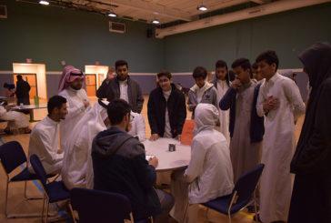 تسجيل الطلاب في الأنشطة – القسم الثانوي