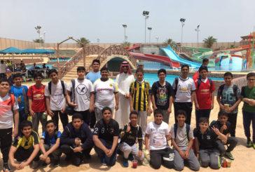 رحلة للطلاب المتفوقين للقسم المتوسط للمنتجع البحري