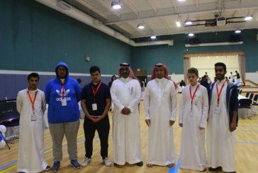 مهرجان تاجر المستقبل في القسم الثانوي