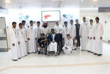مبادرات المجمع لزيارة مستشفى الملك فهد التخصصي – قسم سرطان الأطفال