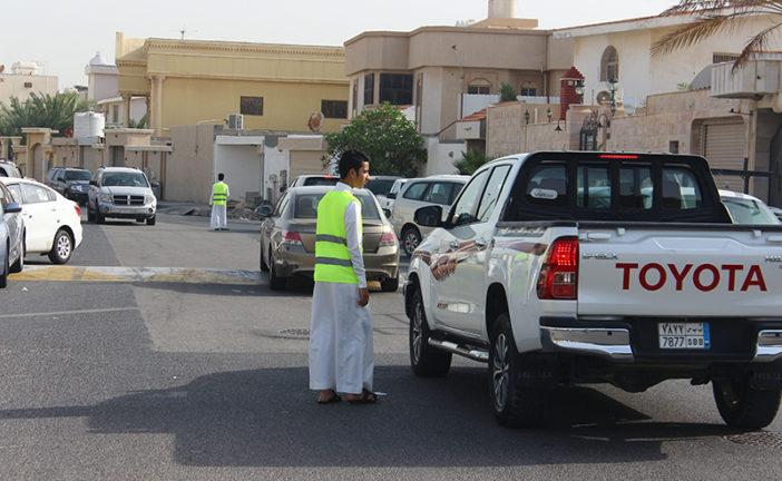 مبادرات المجمع لتنظيم المرور و السلامة المرورية