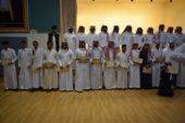 تكريم الطلاب المتفوقين الثانوي للفصل الأول 1438-1439هـ