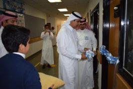 المساعد التعليمي الدكتور سامي العتيبي … يفتتح مقر التوعية الإسلامية بالمجمع