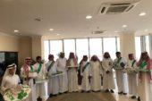ضمن فعاليات اليوم الوطني (٨٨) – زيارة طلاب المجمع للمحكمة العامة بالدمام